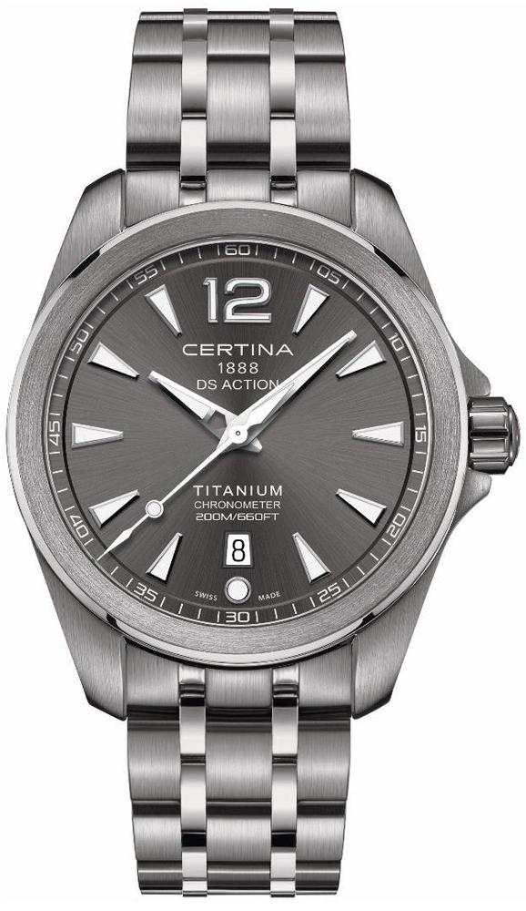 Certina C032.851.44.087.00 - zegarek męski