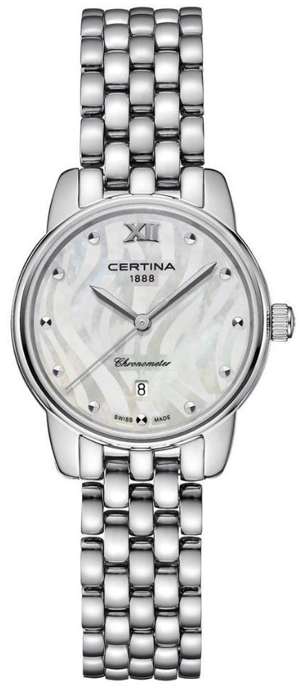 Certina C033.051.11.118.00 - zegarek damski