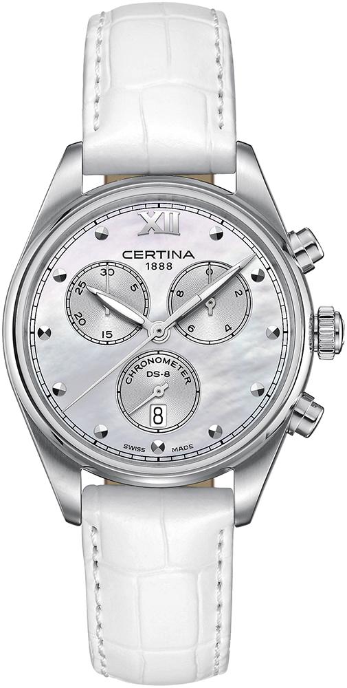 Certina C033.234.16.118.00 - zegarek damski
