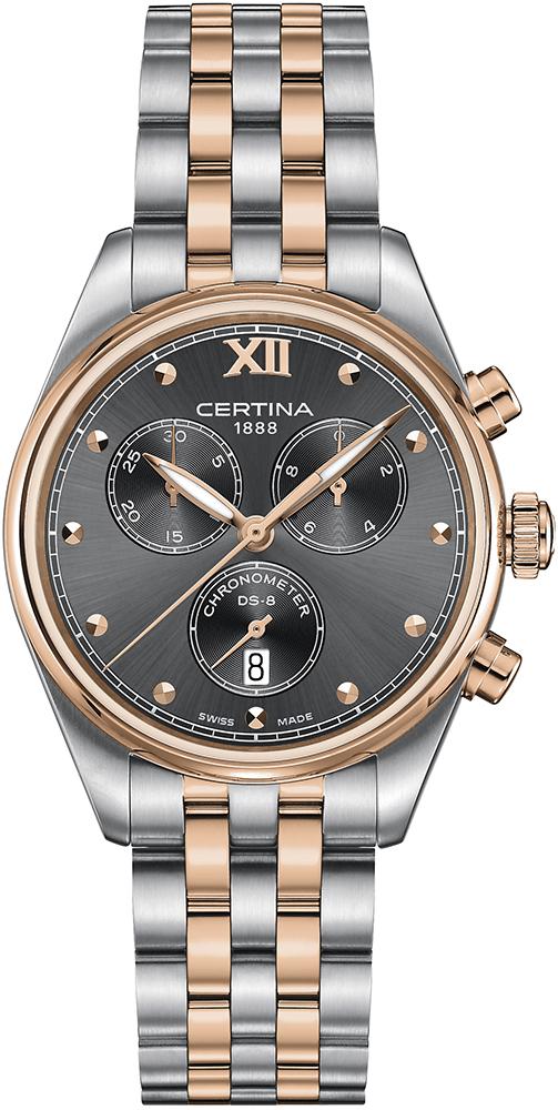 Certina C033.234.22.088.00 - zegarek damski