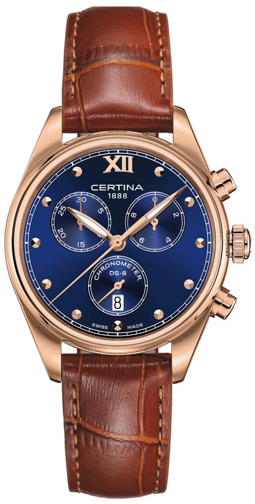 Certina C033.234.36.048.01 - zegarek damski
