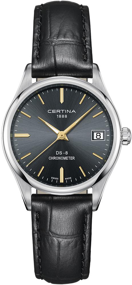 Certina C033.251.16.351.01 - zegarek damski