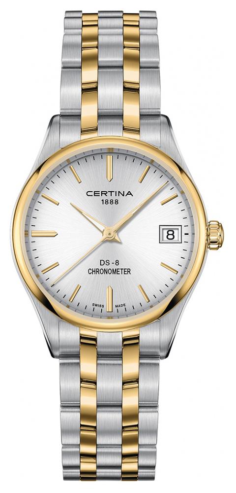 Certina C033.251.22.031.00 - zegarek damski