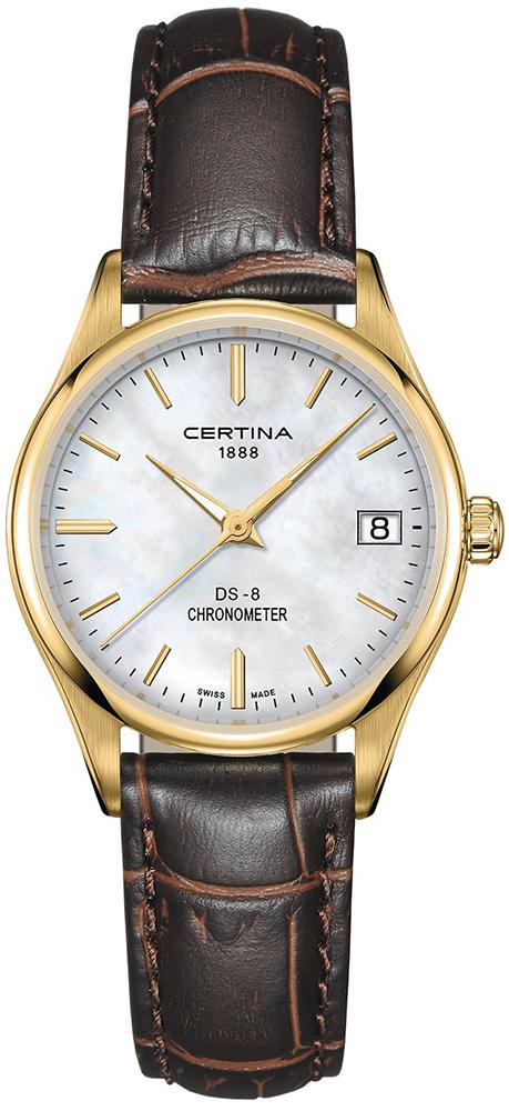 Certina C033.251.36.111.00 - zegarek damski