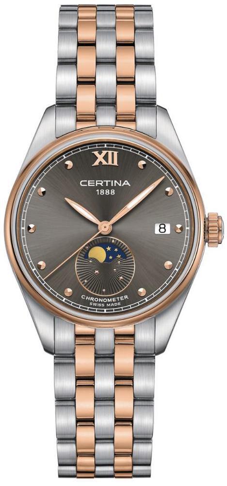 Certina C033.257.22.088.00 - zegarek damski