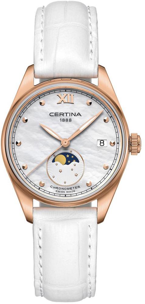 Certina C033.257.36.118.00 - zegarek damski