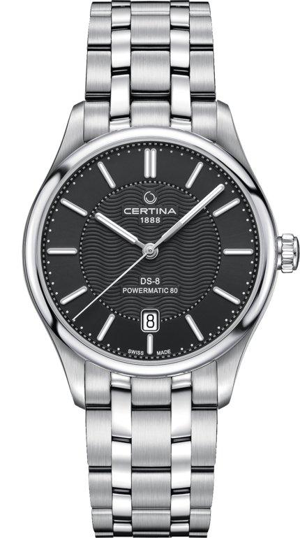 Certina C033.407.11.051.00 - zegarek męski