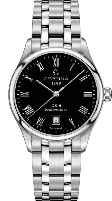 Certina C033.407.11.053.00 - zegarek męski