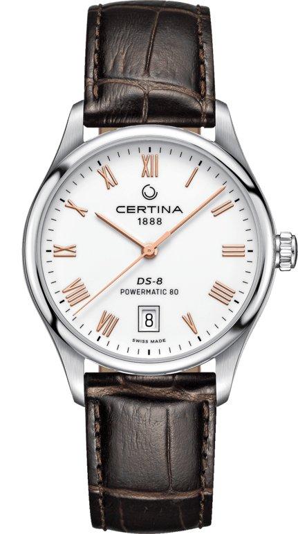 Certina C033.407.16.013.00 - zegarek męski