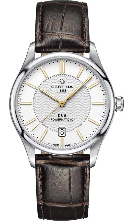 Certina C033.407.16.031.00 - zegarek męski