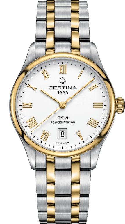 Certina C033.407.22.013.00 - zegarek męski