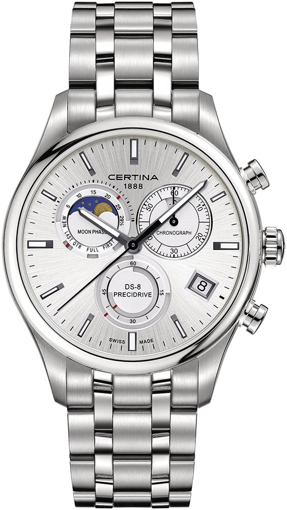 Certina C033.450.11.031.00 - zegarek męski