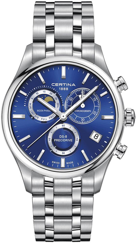 Certina C033.450.11.041.00 - zegarek męski