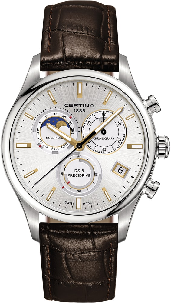 Certina C033.450.16.031.00 - zegarek męski