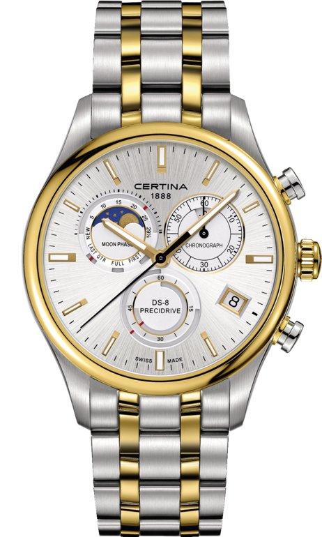 Certina C033.450.22.031.00 - zegarek męski