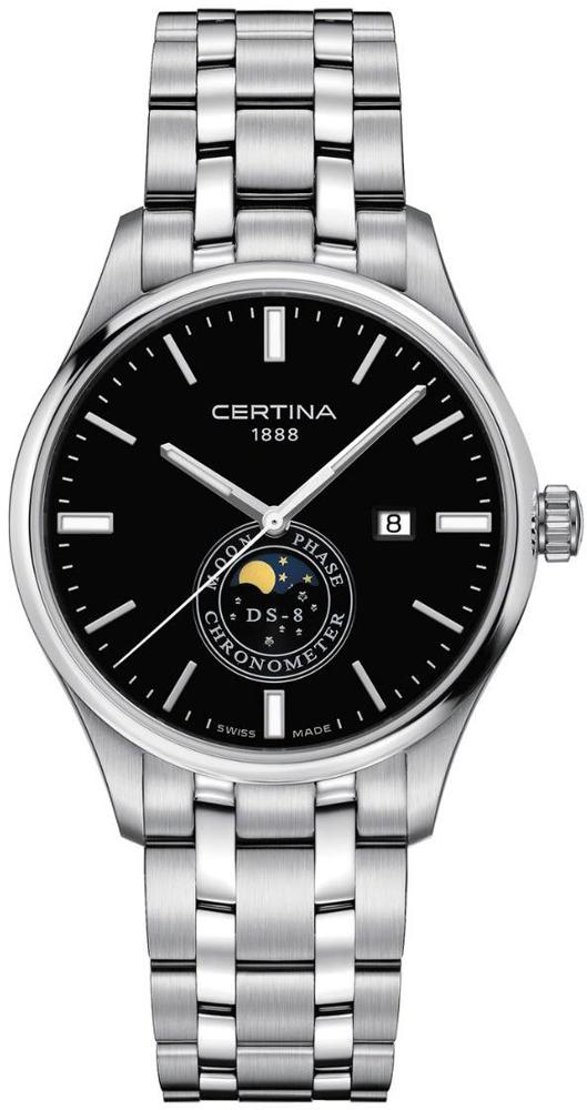 Certina C033.457.11.051.00 - zegarek męski