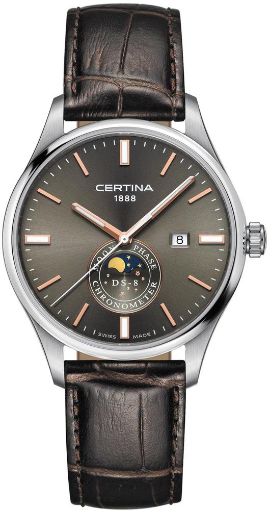 Certina C033.457.16.081.00 - zegarek męski