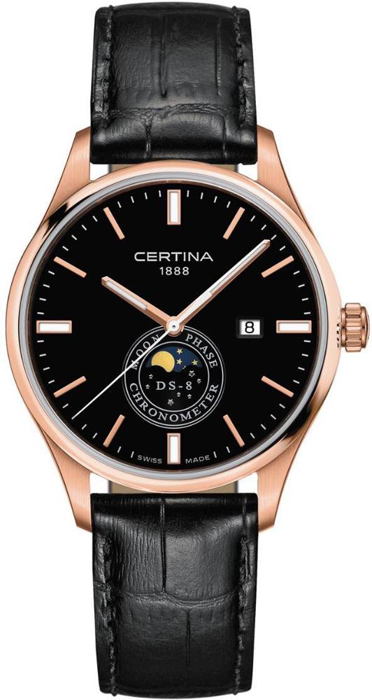 Certina C033.457.36.051.00 - zegarek męski
