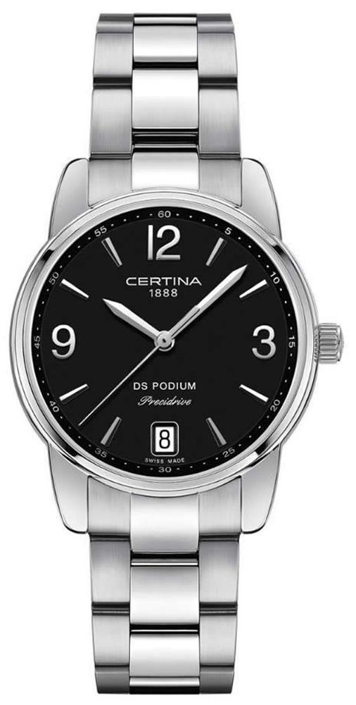 Certina C034.210.11.057.00 - zegarek damski