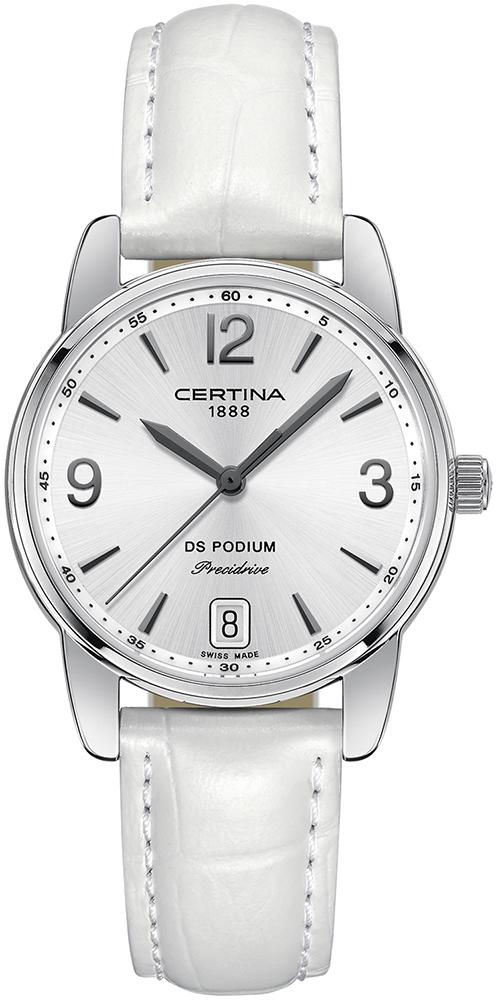 Certina C034.210.16.037.00 - zegarek damski