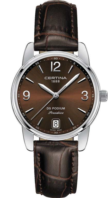 Certina C034.210.16.297.00 - zegarek damski