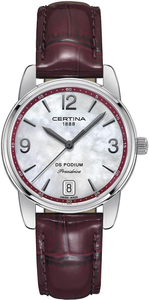 Certina C034.210.16.427.00 - zegarek damski