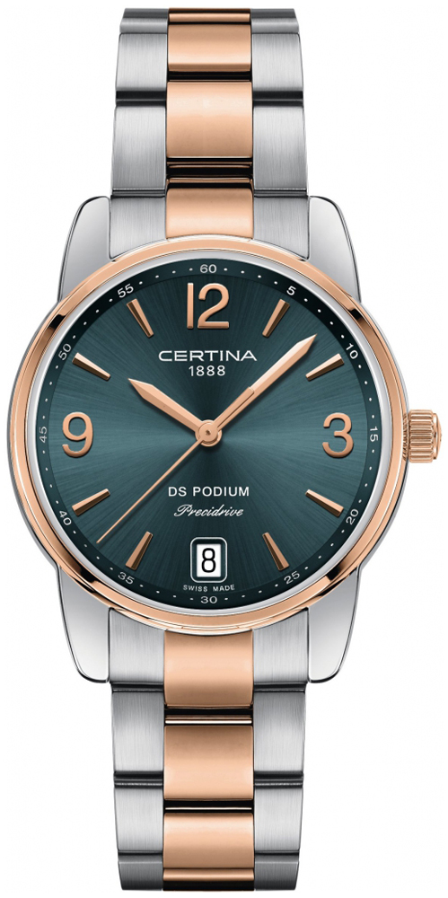 Certina C034.210.22.097.00 - zegarek damski