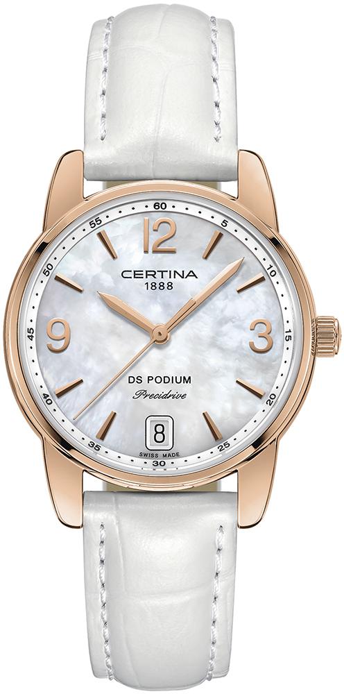 Certina C034.210.36.117.00 - zegarek damski