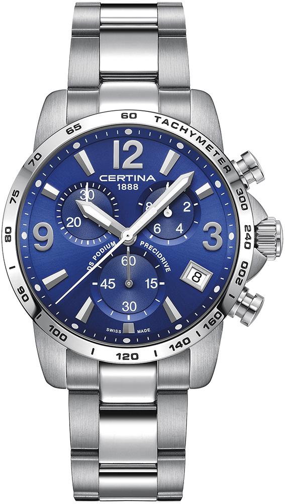 Certina C034.417.11.047.00 - zegarek męski
