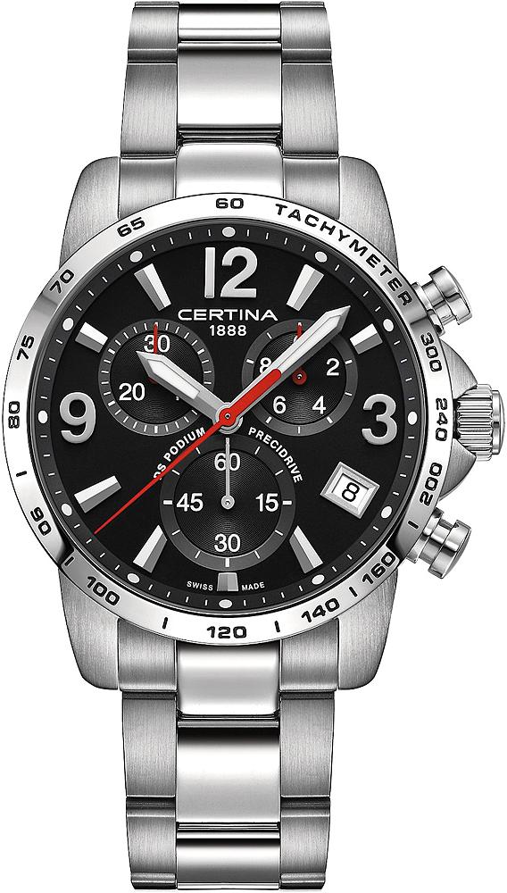 Certina C034.417.11.057.00 - zegarek męski