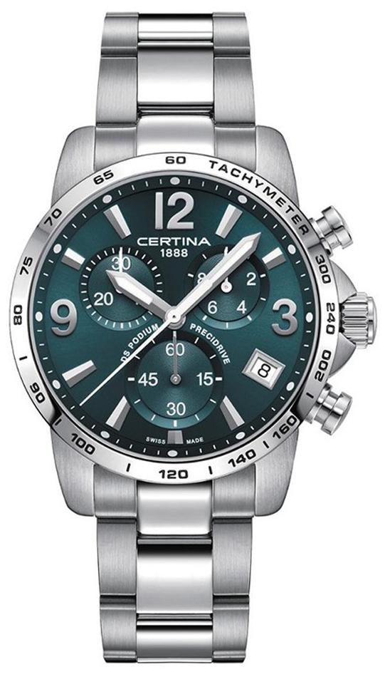 Certina C034.417.11.097.00 - zegarek męski