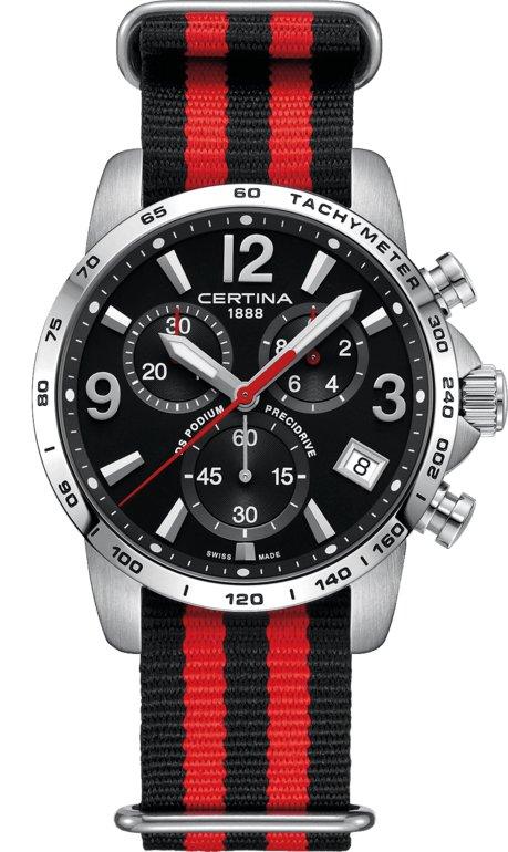 Certina C034.417.18.057.00 - zegarek męski