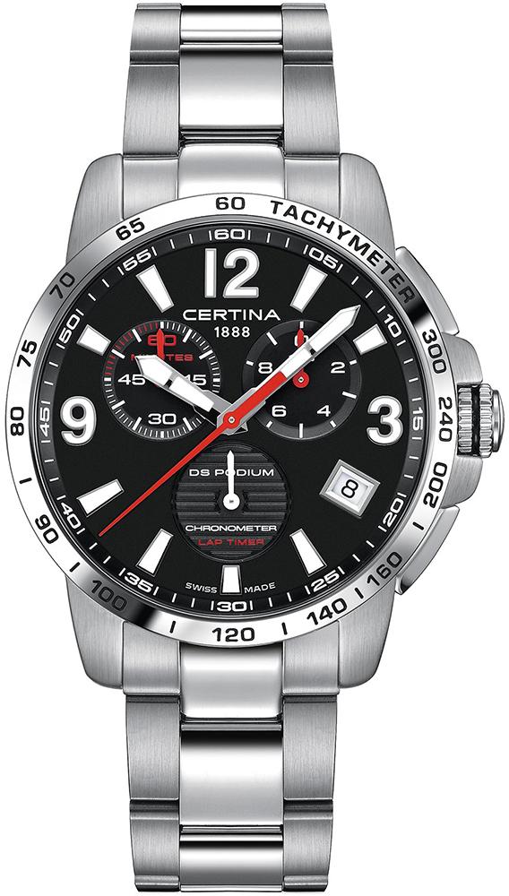 Certina C034.453.11.057.00 - zegarek męski