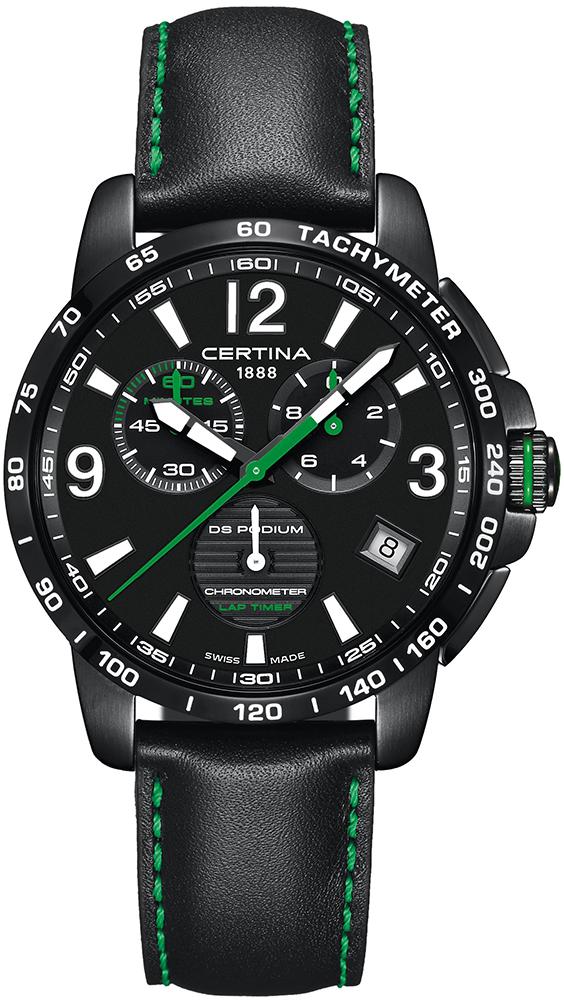 Certina C034.453.36.057.02 - zegarek męski