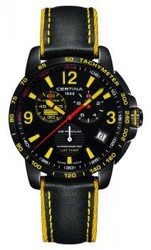 Certina C034.453.36.057.10-POWYSTAWOWY - zegarek męski