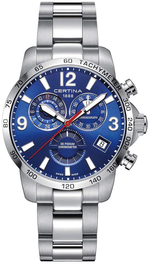 Certina C034.654.11.047.00 - zegarek męski