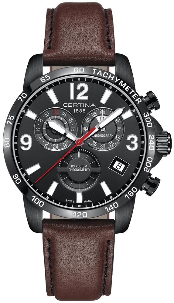 Certina C034.654.36.057.00 - zegarek męski