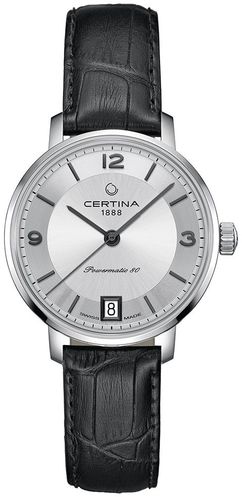 Certina C035.207.16.037.00 - zegarek damski