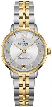 Zegarek zegarek męski Certina C035.207.22.037.02