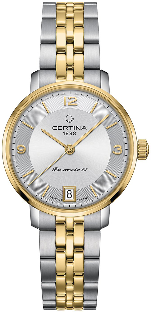 Certina C035.207.22.037.02 - zegarek damski
