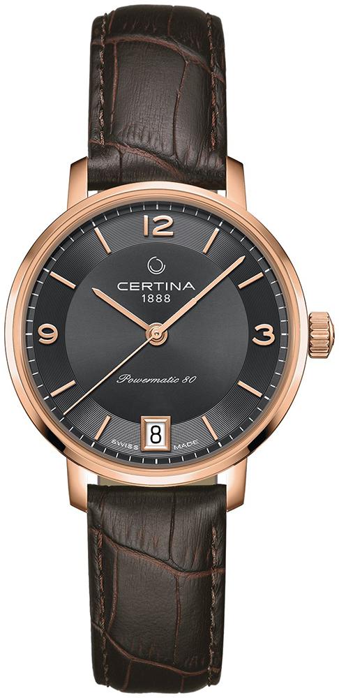 Certina C035.207.36.087.00 - zegarek damski