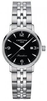 Certina C035.210.11.057.00-POWYSTAWOWY - zegarek damski
