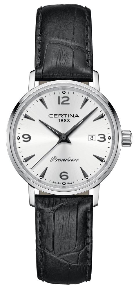 Certina C035.210.16.037.00 - zegarek damski