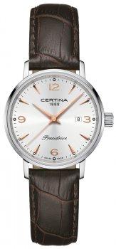 Zegarek zegarek męski Certina C035.210.16.037.01