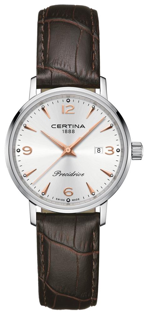 Certina C035.210.16.037.01 - zegarek damski