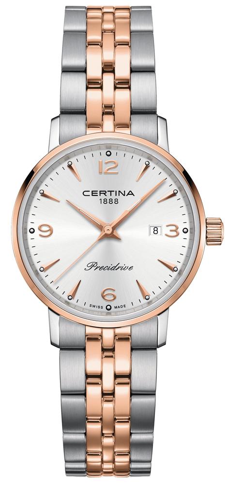 Certina C035.210.22.037.01 - zegarek damski