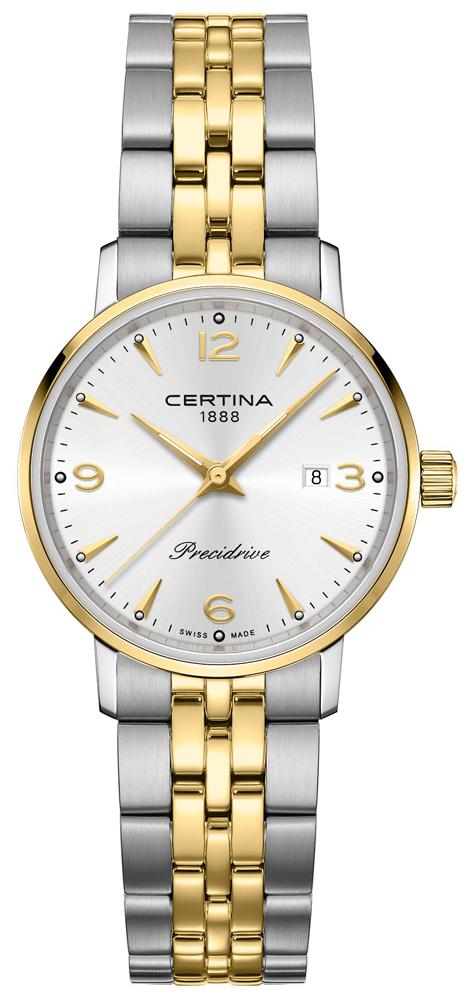Certina C035.210.22.037.02 - zegarek damski