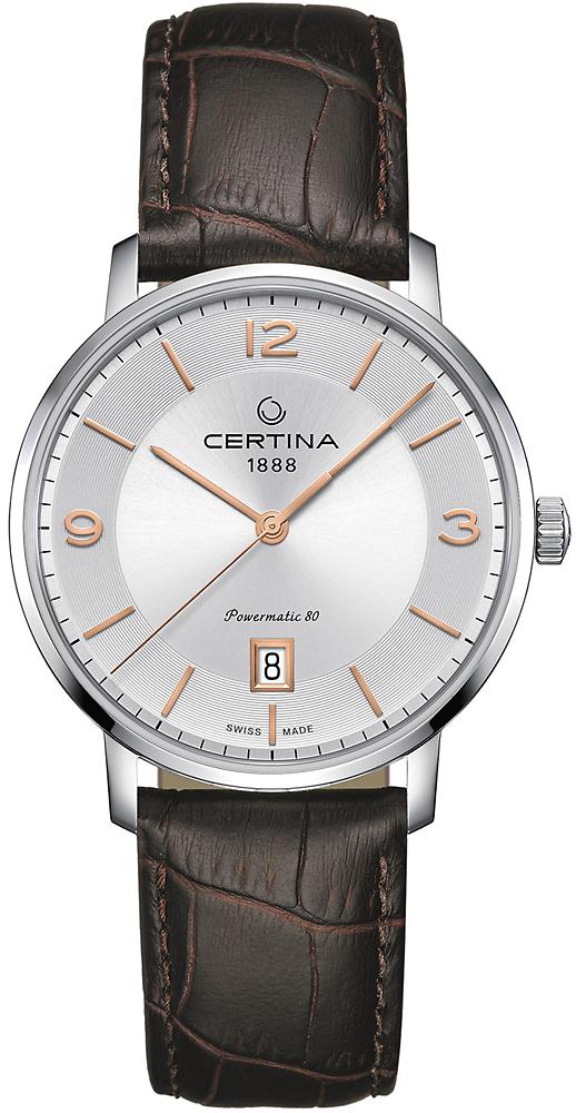 Certina C035.407.16.037.01 - zegarek męski