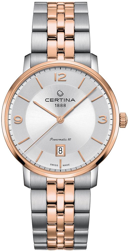 Certina C035.407.22.037.01 - zegarek męski