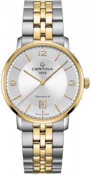 Zegarek zegarek męski Certina C035.407.22.037.02